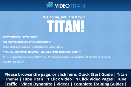The Video Titan Download